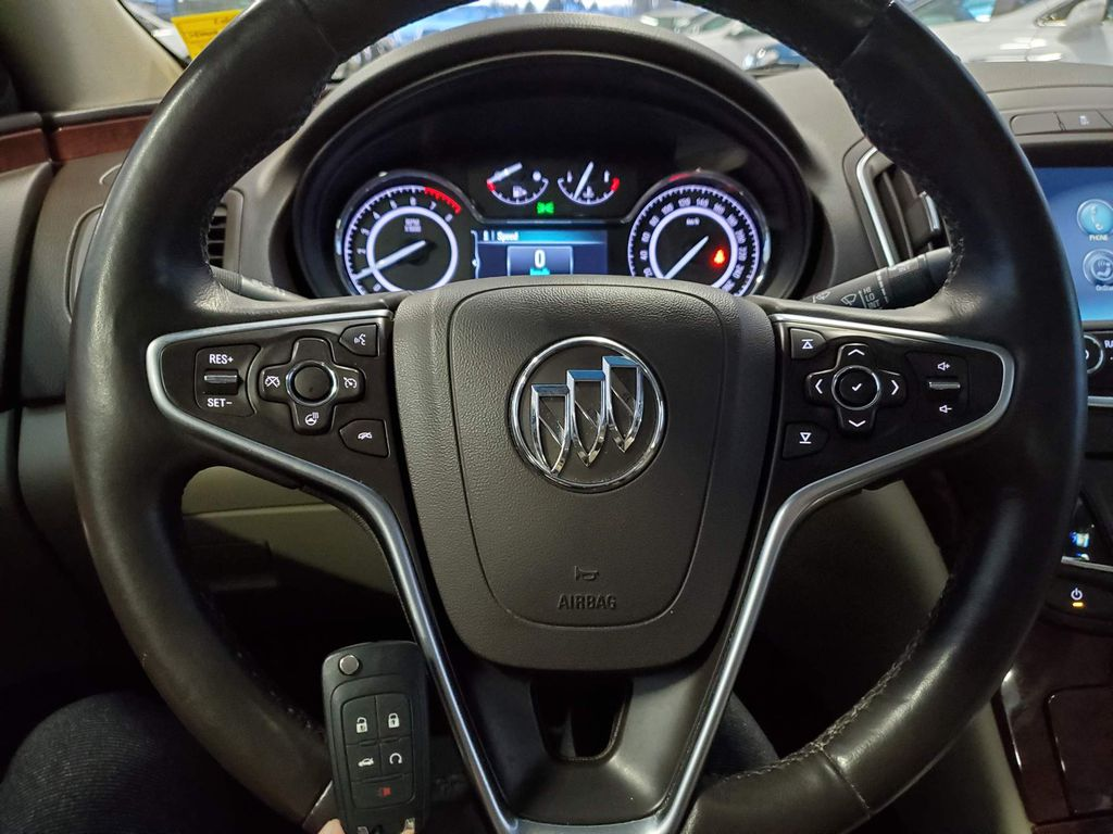 2015 Buick Regal Left Side Photo in Airdrie AB