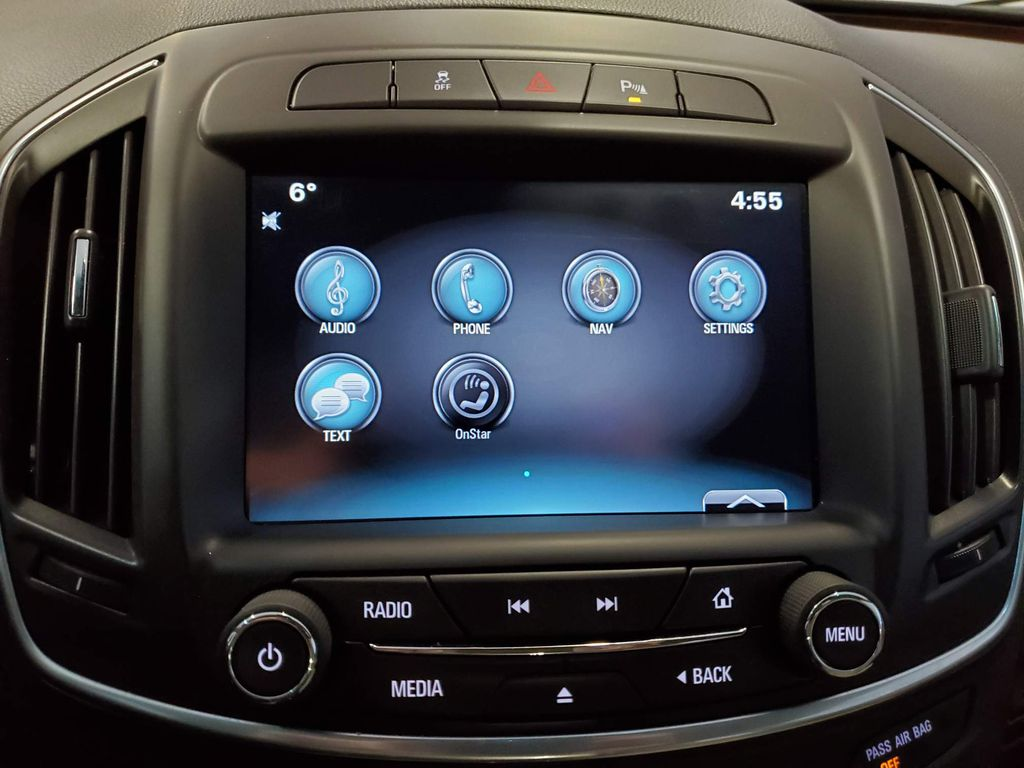 2015 Buick Regal Left Rear Corner Photo in Airdrie AB