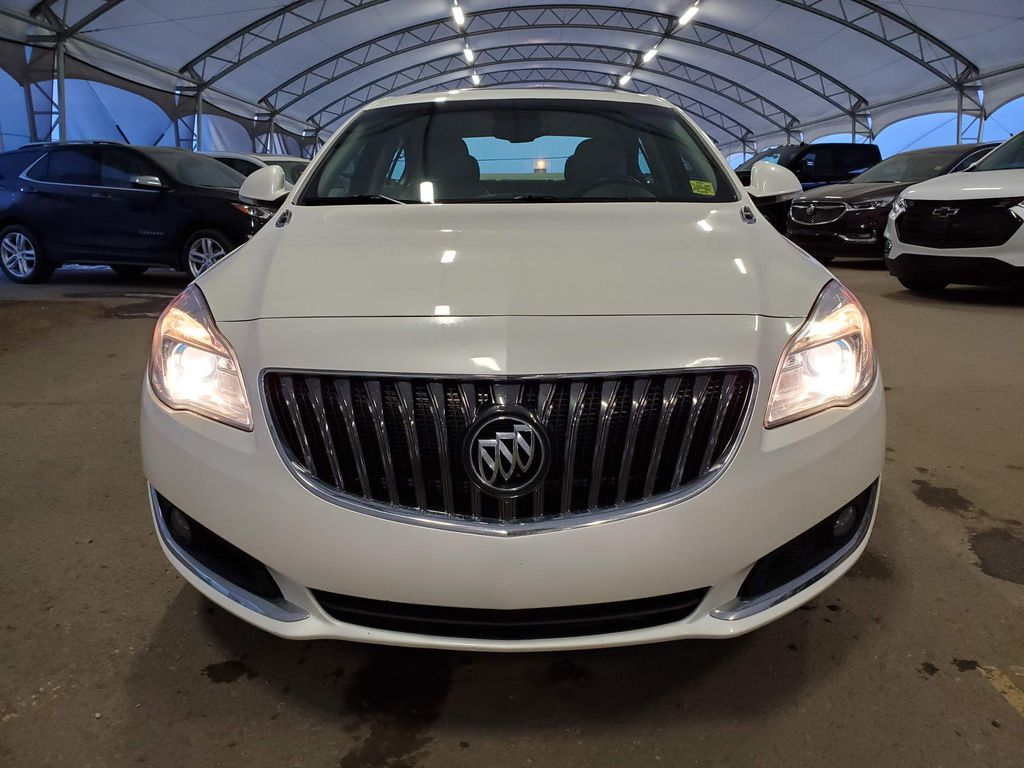 2015 Buick Regal Left Front Corner Photo in Airdrie AB