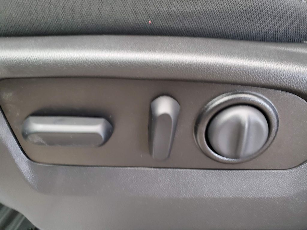 Blue 2021 GMC Sierra 1500 Driver's Side Door Controls Photo in Airdrie AB