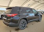 Black 2021 Chevrolet Traverse Right Front Interior Door Panel Photo in Airdrie AB