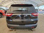 Black 2021 Chevrolet Traverse Trunk / Cargo Area Photo in Airdrie AB