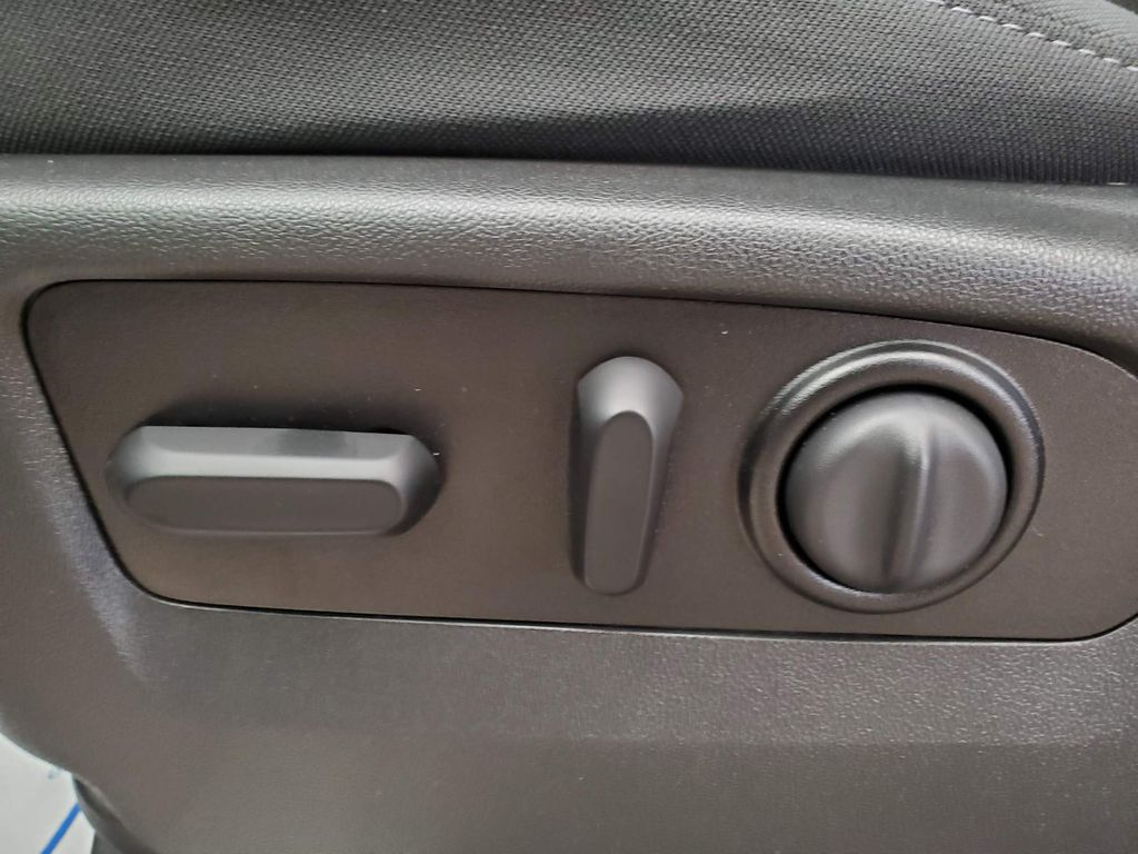 Red 2021 GMC Sierra 1500 Driver's Side Door Controls Photo in Airdrie AB