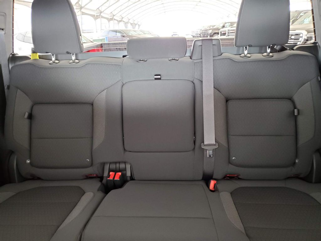 Red 2021 GMC Sierra 1500 Left Side Rear Seat  Photo in Airdrie AB