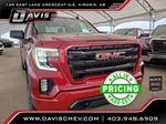 Red 2021 GMC Sierra 1500 Primary Listing Photo in Airdrie AB