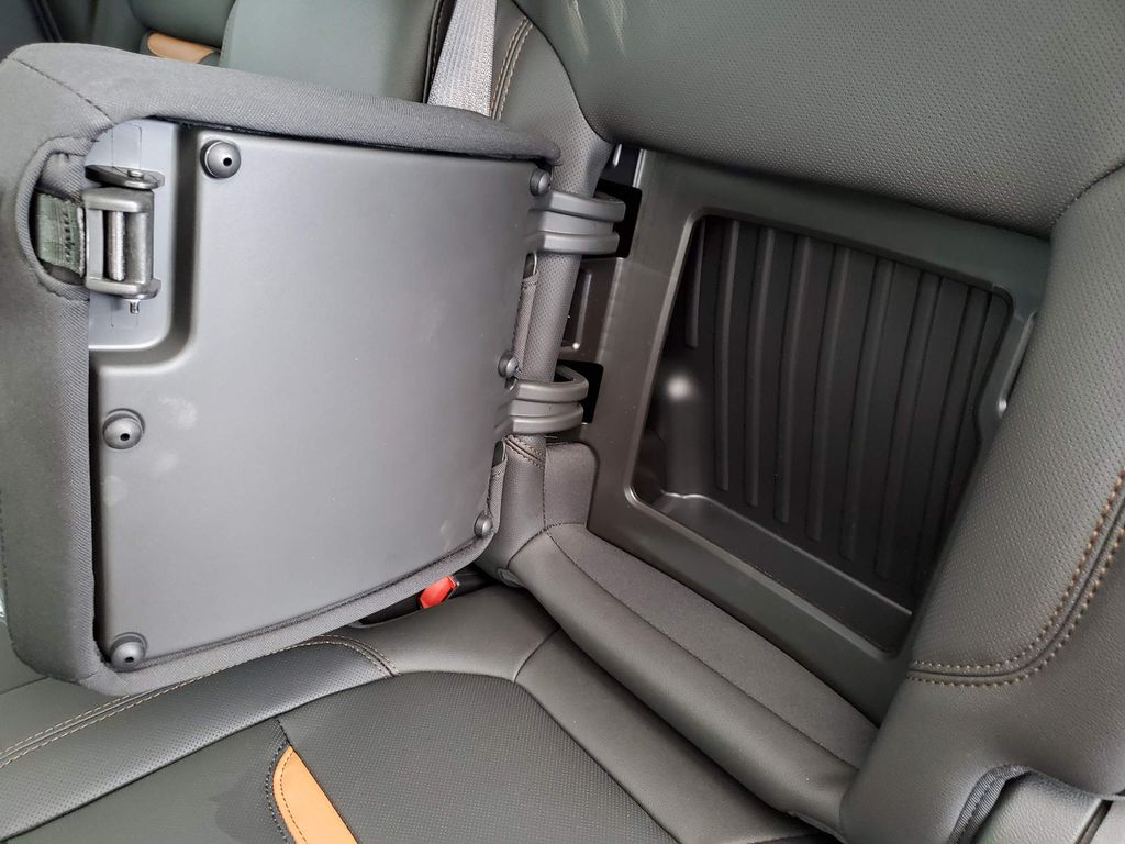 Red 2021 GMC Sierra 1500 Right Rear Corner Photo in Airdrie AB