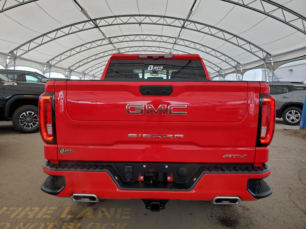 Red 2021 GMC Sierra 1500 Right Front Interior Door Panel Photo in Airdrie AB