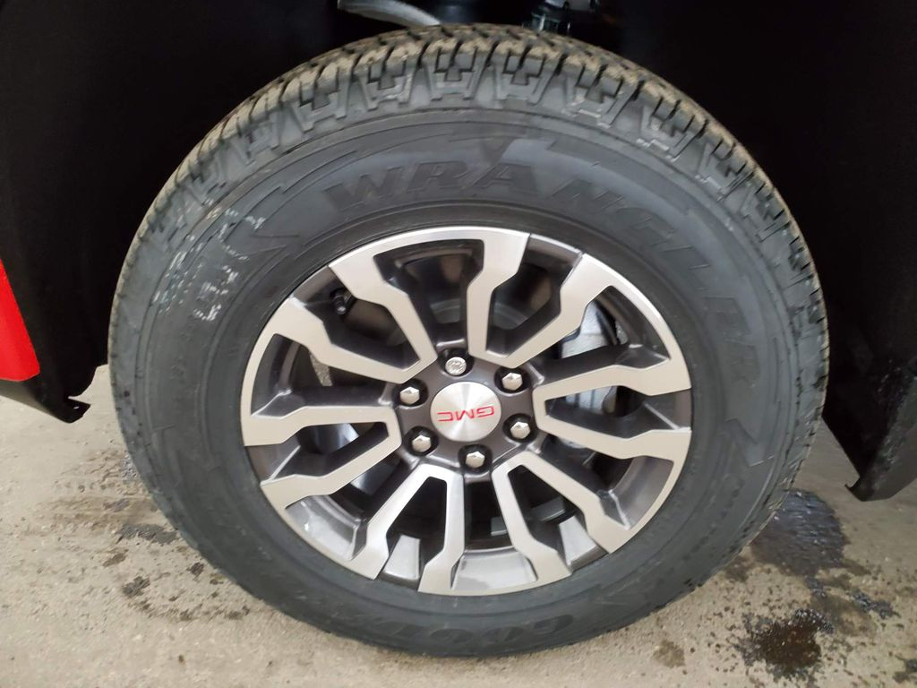 Red 2021 GMC Sierra 1500 Strng Wheel: Frm Rear in Airdrie AB