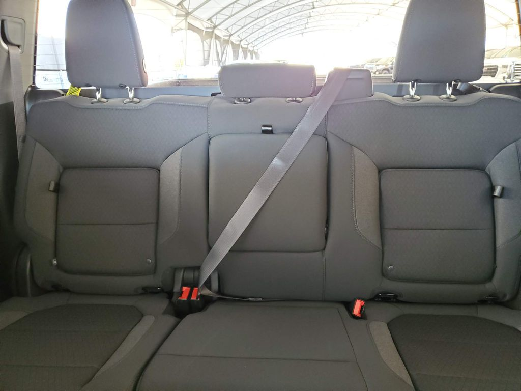 Grey 2021 GMC Sierra 1500 Left Side Rear Seat  Photo in Airdrie AB