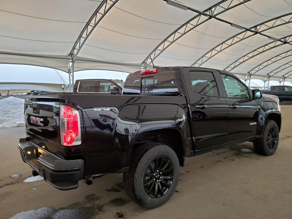 Black 2021 GMC Canyon Strng Wheel: Frm Rear in Airdrie AB