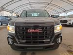 Black 2021 GMC Canyon Left Front Corner Photo in Airdrie AB