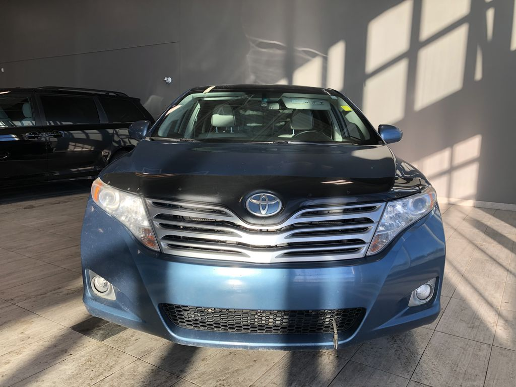 Blue 2011 Toyota Venza 4DR WGN V6 AWD Odometer Photo in Edmonton AB