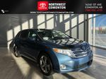 Blue 2011 Toyota Venza 4DR WGN V6 AWD Primary Listing Photo in Edmonton AB