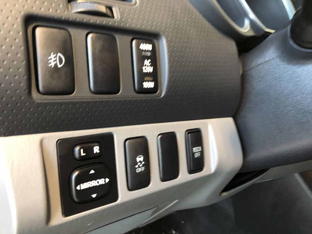 Grey 2012 Toyota Tacoma TRD Sport Right Side Front Seat  Photo in Edmonton AB