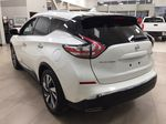 White[Pearl White] 2018 Nissan Murano PLATINUM / NO ACCIDENTS Left Rear Corner Photo in Sherwood Park AB