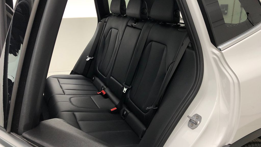White[Alpine White] 2018 BMW X3 xDrive30i - Leather, Panoramic Roof, Navigation Left Side Rear Seat  Photo in Winnipeg MB