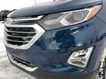 Blue[Pacific Blue Metallic] 2021 Chevrolet Equinox Left Front Head Light / Bumper and Grill in Edmonton AB