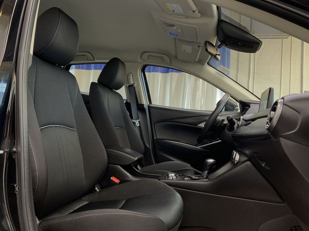 """BLACK 2020 Mazda CX-3 GS AWD - Hail Sale/ Make us an offer!"""" Right Side Front Seat  Photo in Edmonton AB"""
