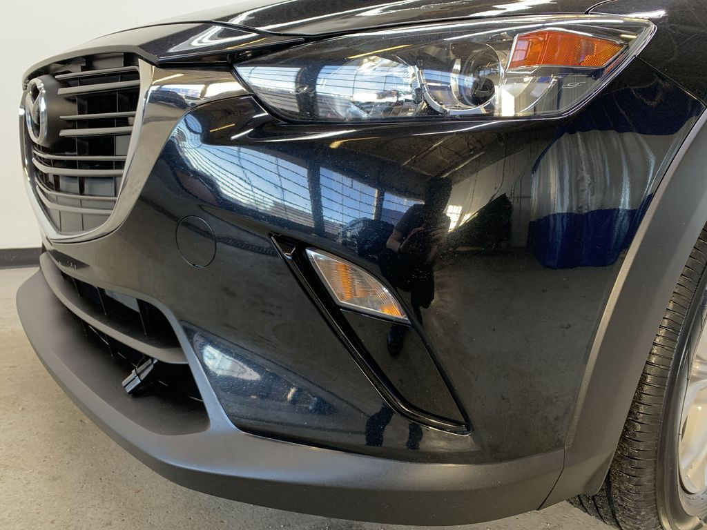 """BLACK 2020 Mazda CX-3 GS AWD - Hail Sale/ Make us an offer!"""" Left Front Head Light / Bumper and Grill in Edmonton AB"""