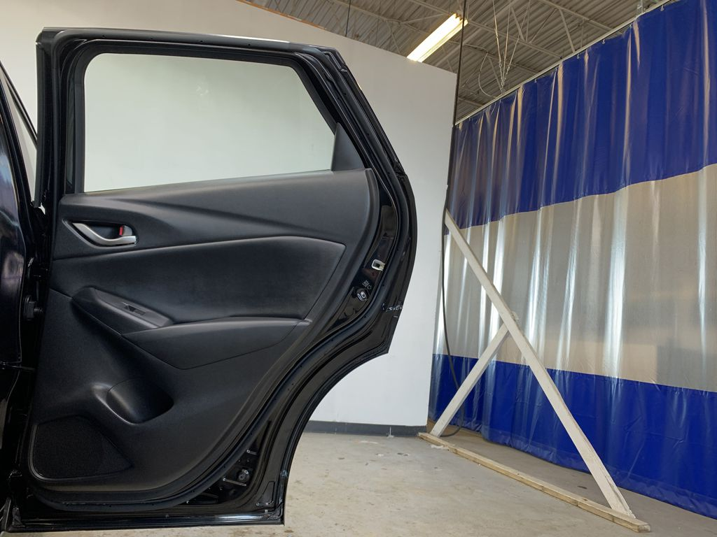 """BLACK 2020 Mazda CX-3 GS AWD - Hail Sale/ Make us an offer!"""" Right Rear Interior Door Panel Photo in Edmonton AB"""