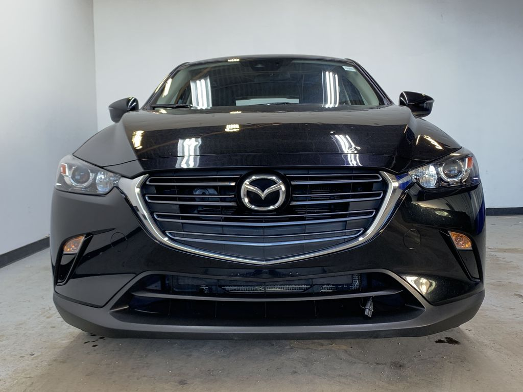 """BLACK 2020 Mazda CX-3 GS AWD - Hail Sale/ Make us an offer!"""" Front Vehicle Photo in Edmonton AB"""