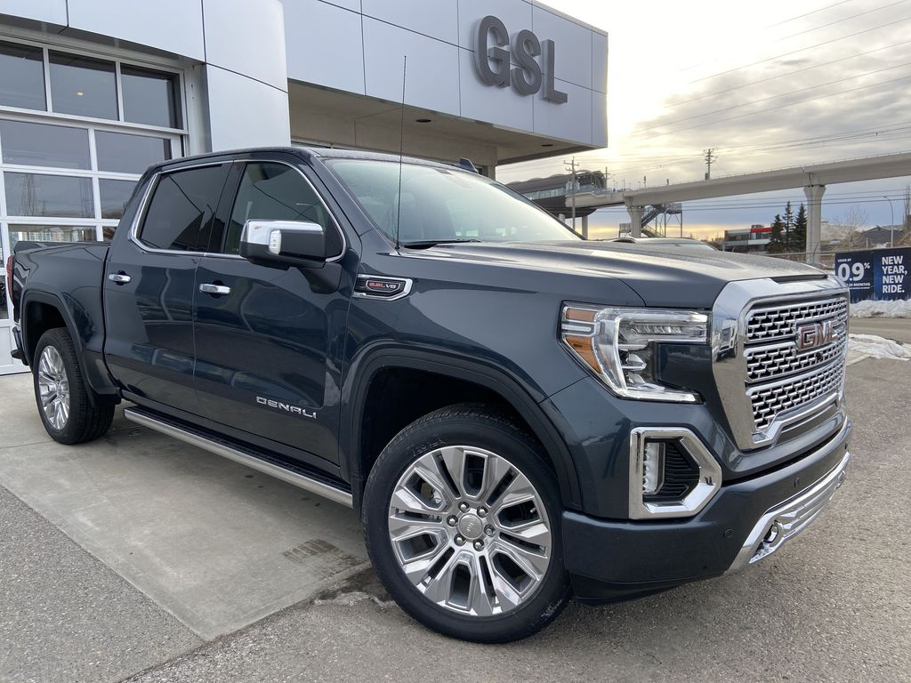 Gray[Dark Sky Metallic] 2021 GMC Sierra 1500 Denali