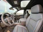 Gray[Dark Sky Metallic] 2021 GMC Sierra 1500 Denali Left Front Interior Photo in Calgary AB