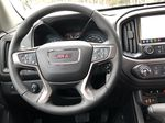 Black[Onyx Black] 2021 GMC Canyon AT4 Strng Wheel: Frm Rear in Canmore AB