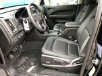 Black[Onyx Black] 2021 GMC Canyon AT4 Left Front Interior Photo in Canmore AB