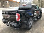 Black[Onyx Black] 2021 GMC Canyon AT4 Right Rear Corner Photo in Canmore AB