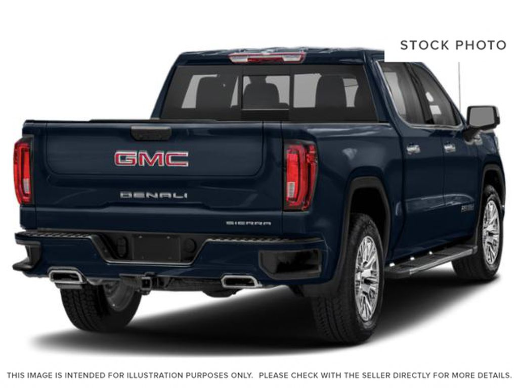 PACIFIC BLUE 2021 GMC Sierra 1500 Right Rear Corner Photo in Oshawa ON