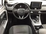 Black[Midnight Black Metallic] 2021 Toyota RAV4 XLE AWD Left Front Seat Photo in Sherwood Park AB
