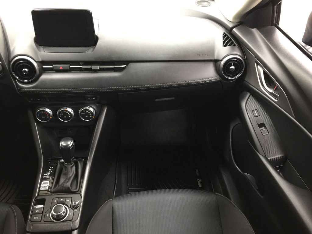 BLUE 2019 Mazda CX-3 GS AWD Right Front Seat Photo in Sherwood Park AB