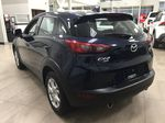 BLUE 2019 Mazda CX-3 GS AWD Left Rear Corner Photo in Sherwood Park AB