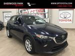 BLUE 2019 Mazda CX-3 GS AWD Primary Listing Photo in Sherwood Park AB