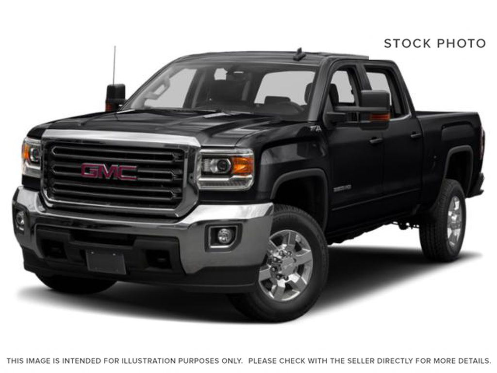 Black[Ebony Twilight Metallic] 2019 GMC Sierra 3500HD