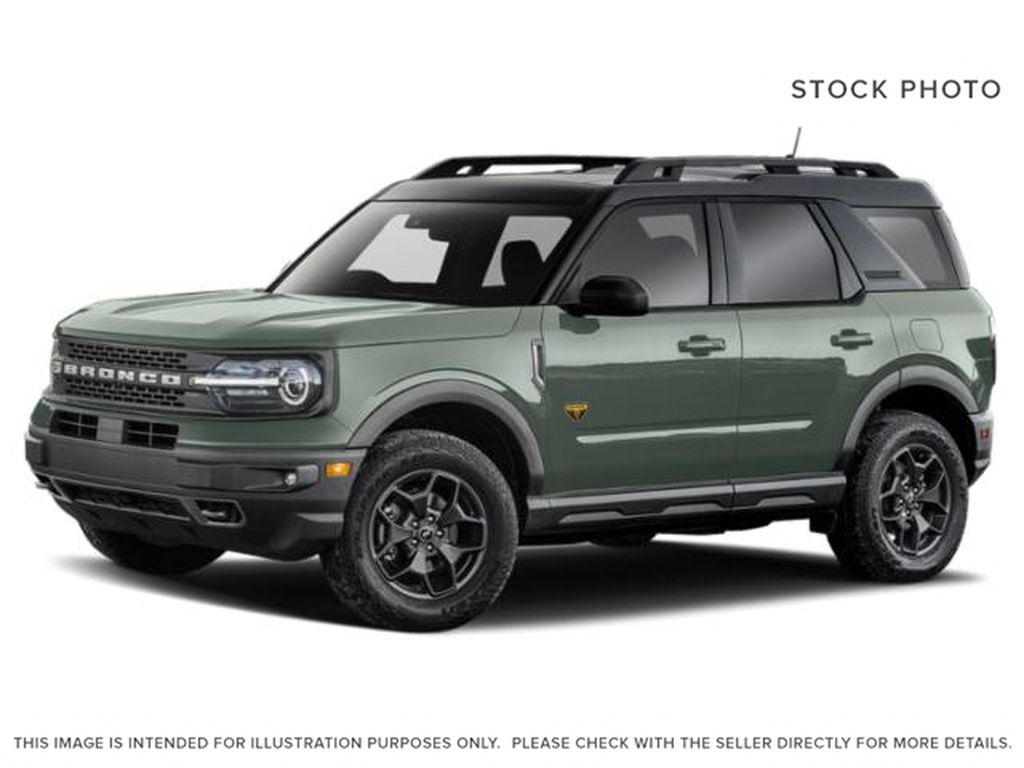 Gray[Cactus Grey] 2021 Ford Bronco Sport