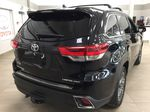 Black[Midnight Black Metallic] 2017 Toyota Highlander Limited AWD Right Rear Corner Photo in Sherwood Park AB