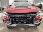 Red[Cherry Red Tintcoat] 2021 Chevrolet Colorado ZR2 Front Vehicle Photo in Calgary AB