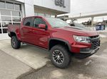 Red[Cherry Red Tintcoat] 2021 Chevrolet Colorado ZR2 Right Side Photo in Calgary AB