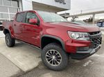 Red[Cherry Red Tintcoat] 2021 Chevrolet Colorado ZR2 Primary Listing Photo in Calgary AB