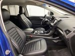 Blue[Atlas Blue Metallic] 2020 Ford Edge Right Side Front Seat  Photo in Dartmouth NS
