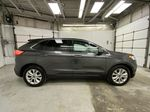 Silver[Iconic Silver Metallic] 2020 Ford Edge Right Side Photo in Dartmouth NS