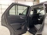 Silver[Iconic Silver Metallic] 2020 Ford Edge Left Rear Interior Door Panel Photo in Dartmouth NS