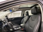 Silver[Iconic Silver Metallic] 2020 Ford Edge Left Front Interior Photo in Dartmouth NS