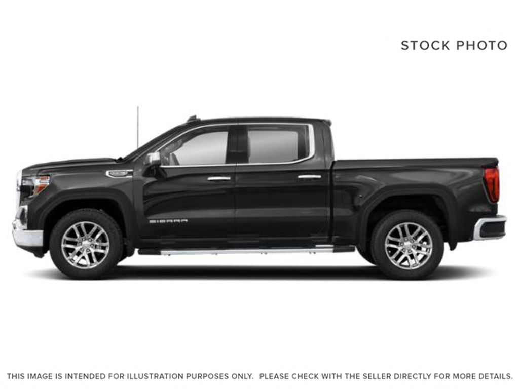 Black[Onyx Black] 2021 GMC Sierra 1500 Left Side Photo in Edmonton AB