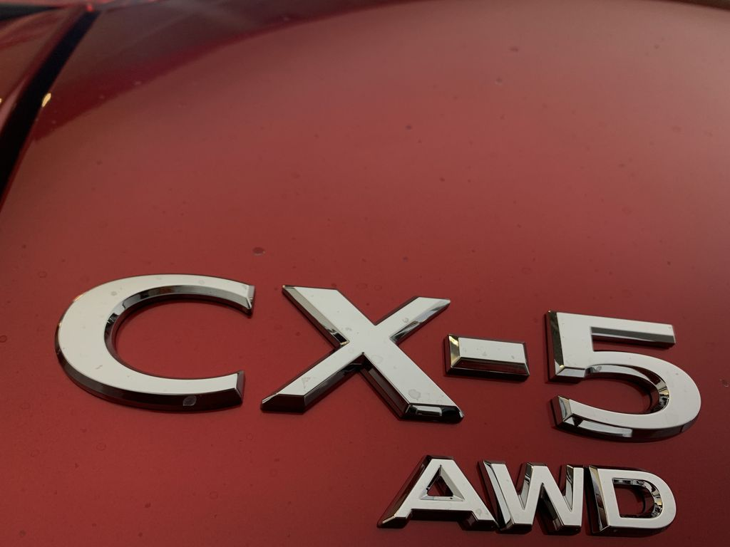 SOUL RED CRYSTAL METALLIC(46V) 2021 Mazda CX-5 GT AWD Trim Specific Photo in Edmonton AB