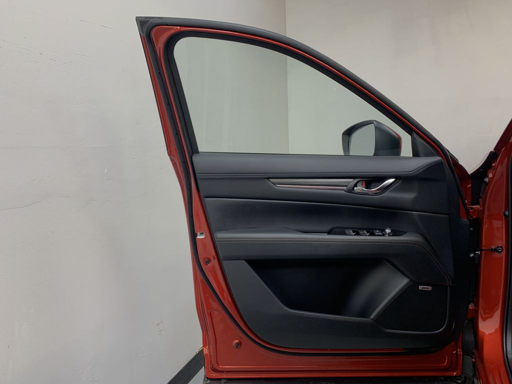 SOUL RED CRYSTAL METALLIC(46V) 2021 Mazda CX-5 GT AWD Left Front Interior Door Panel Photo in Edmonton AB