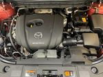 SOUL RED CRYSTAL METALLIC(46V) 2021 Mazda CX-5 GT AWD Engine Compartment Photo in Edmonton AB