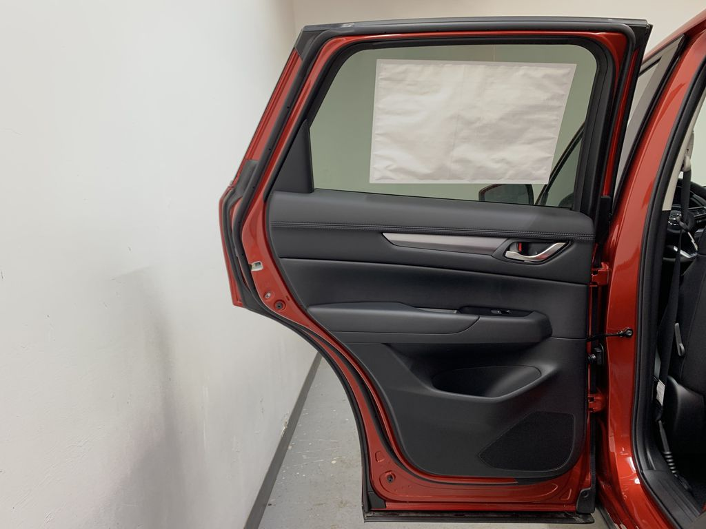 SOUL RED CRYSTAL METALLIC(46V) 2021 Mazda CX-5 GS AWD Left Rear Interior Door Panel Photo in Edmonton AB